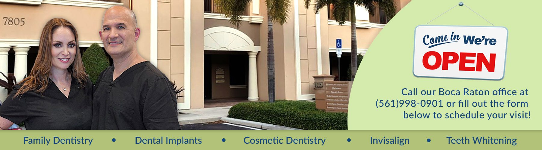 Boca Raton Dentist Office