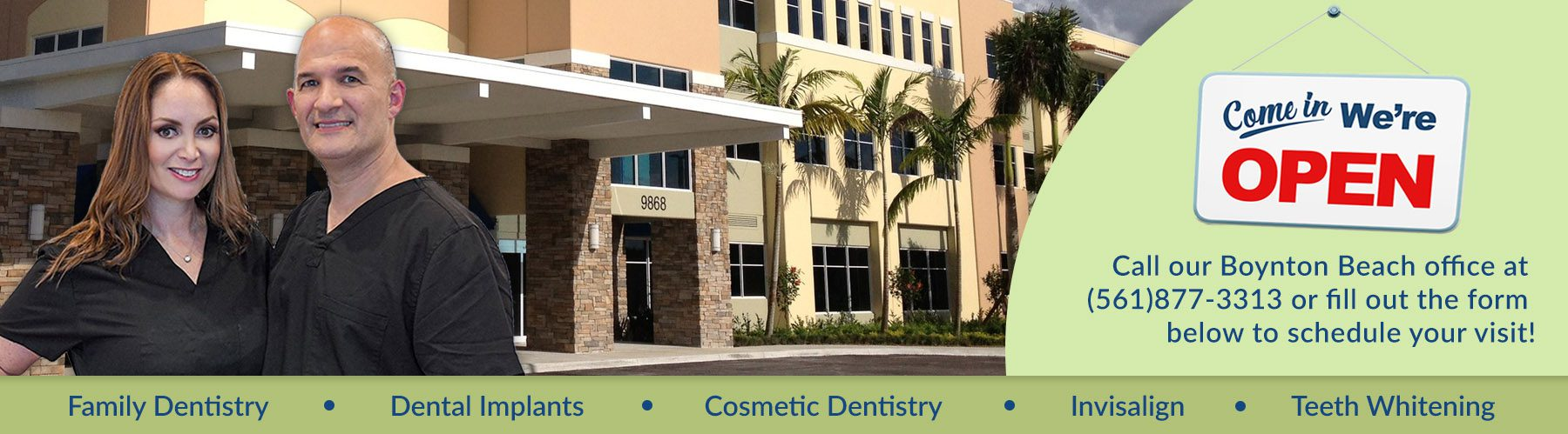 Boynton Beach Family Dentist