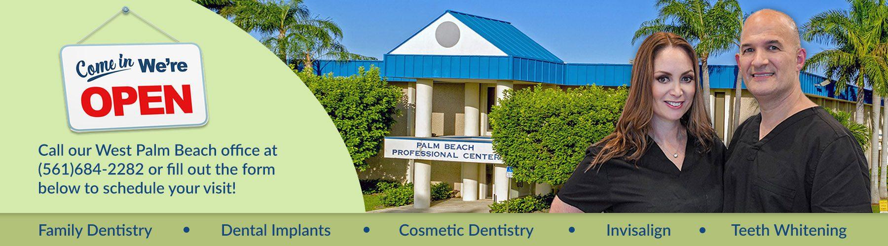 West Palm Beach Dentist Office