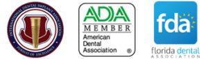 ADA member, FDA member, IDIA member